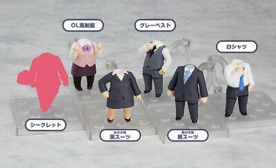 GOOD SMILE COMPANY Nendoroid More Kisekae Dress Up Bunny 6pcs BOX w//Tracking NEW