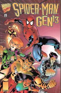 Spider-Man-Gen-13-1-Marvel-and-Image-Comics-1st-Print-1996-Unread-VF