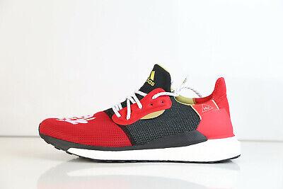 nueva precios más bajos sitio web profesional gran selección de 2019 Adidas PW Pharrell Williams Solar Hu Glide M CNY Red EE8701 9-12 ...