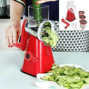 Discount-Vegetable-NutriDrum-Grater-with-3-Stainless-Steel-Blades-Cheese-Grater