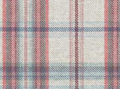 Per Meter 100/% Wool Upholstery Fabric Voyage Decoration Nairna Sky Haze