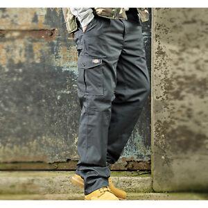 Dickies Redhawk Super Uniforme Cargo Combat Travail Pantalon Homme Résistant Workwear-afficher Le Titre D'origine Wlu3bo9v-07230759-328268516