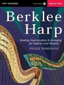 Amical Berklee Harpe Lecture Improvisation & Arranger Pour Pédale & Levier Harpi 000144263-afficher Le Titre D'origine