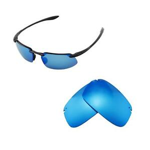 51649f488a61d Image is loading New-Walleva-Ice-Blue-ISARC-Polarized-Replacement-Lenses-