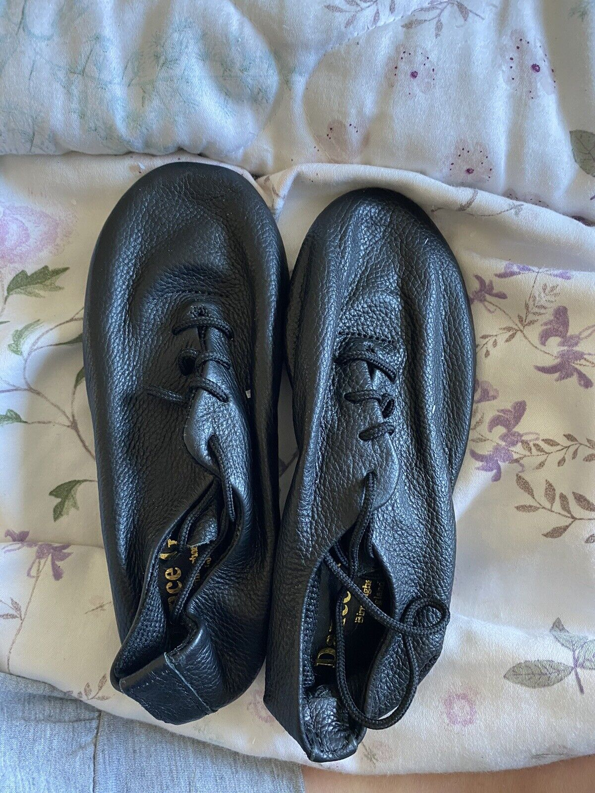Dance gear Black Jazz Shoes Childrens Size 10 - 2 Available
