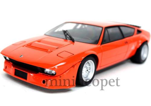 1 18 Kyosho Lamborghini Urraco Rally 1971 Orange  | Hat einen langen Ruf