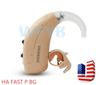 Siemens Touching Update-fast P Digital Hearing Aid 4 Channel 2017