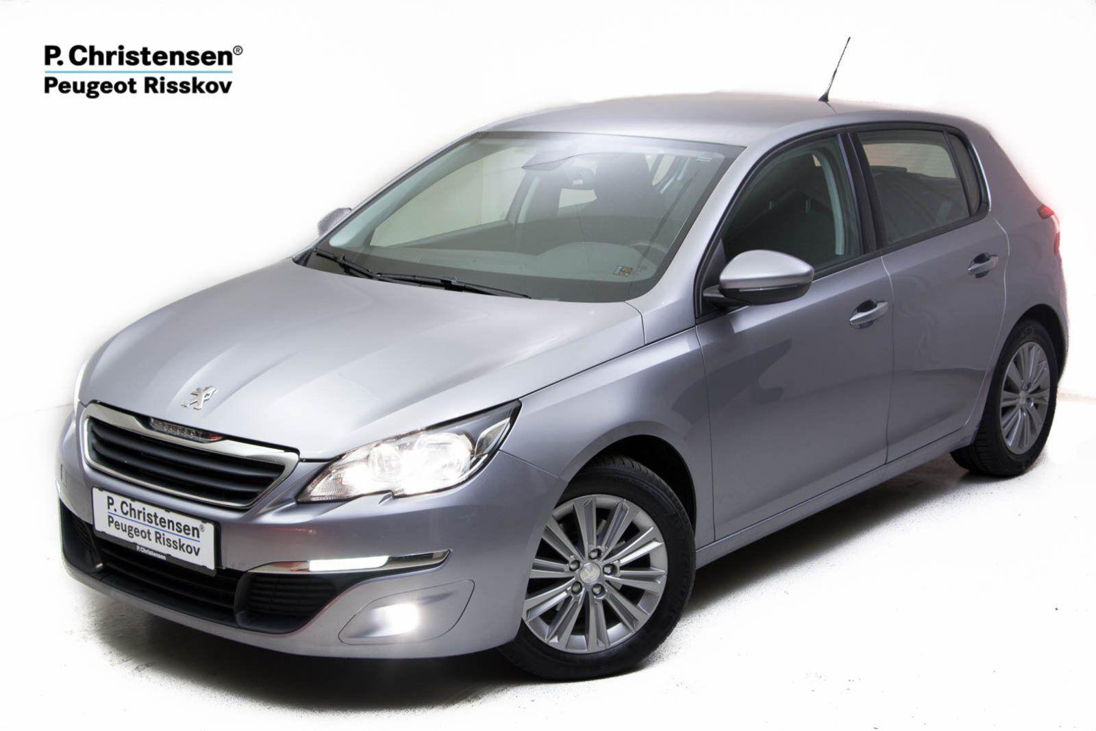 Peugeot 308 1,6 BlueHDi 120 Style 5d - 139.900 kr.
