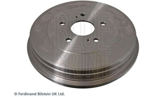 1x BLUE PRINT Brake Drums Rear Trailing Axle Right ADK84713