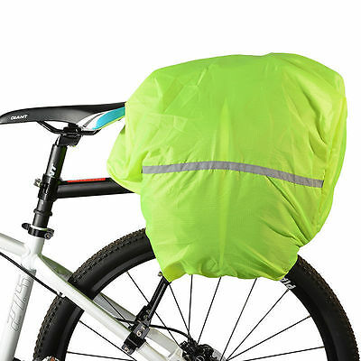 RockBros Bicycle Reflective shelf Backpack Cover Dust-proof Waterproof Bag Cover