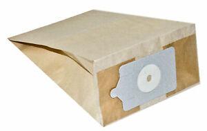 10 Staubsaugerbeutel Variant geeignet für Numatic NVP-180