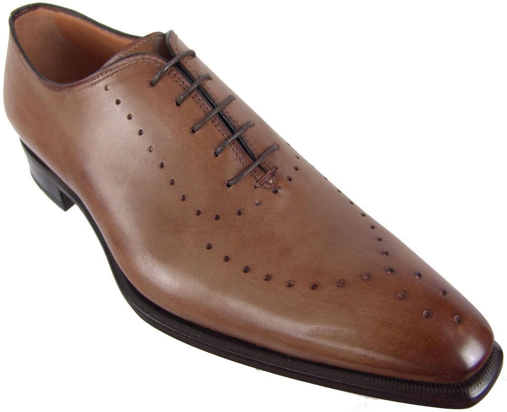FRANCESCO BENIGNO sophistiqué Derbies Uk 9 Design italien homme chaussures