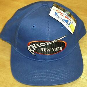 New York Knicks hat Vintage 90s snapback hat NEW with Tag nwt ... ab454420fee1