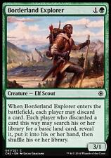 CONSPIRACY - BORDERLAND EXPLORER Magic CN2 Mint