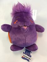 Neo Pets Neopets Purple Chia W/tags (2002) Limited Edition Plush Toy 6.5