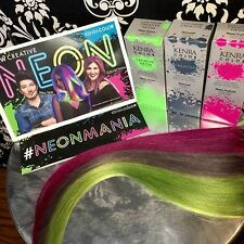 KENRA Color Creative Neons bundle with all colors (or any 7 *SEE BELOW)