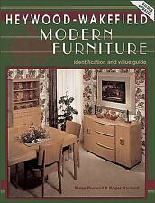 Heywood-Wakefield Modern Furniture by Roger Rouland and Steve Rouland (1994,...