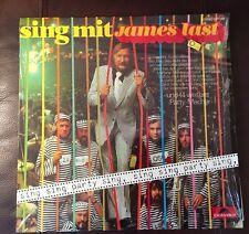 JAMES LAST Sing Mit- Sing Sing Party Sing 2371 358 German Polydor LP TESTED NM