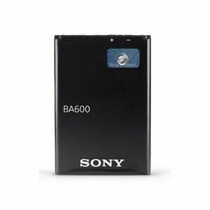 Batterie-Sony-Xperia-U-1290-MAH-BA600-Bulk