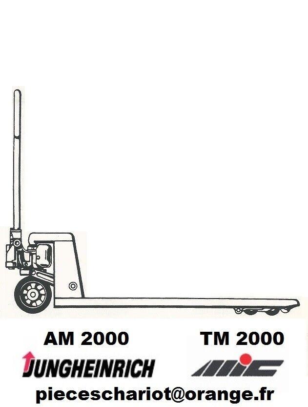 RESSORT DE TM2000 POMPE 038972000 MIC TM2000 DE TM 2000 TRANSPALETTE MANUEL PIECES bfe289
