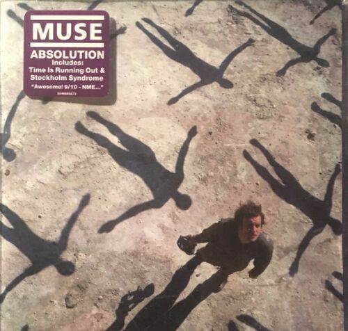 1 of 1 - Muse Absolution CD Album VGC