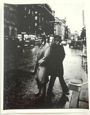 SIGNED Charles Gatewood   William Burroughs & Brion Gysin  Canvas Digital  Print