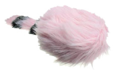 Pink Coonskin Cap Child Size hat