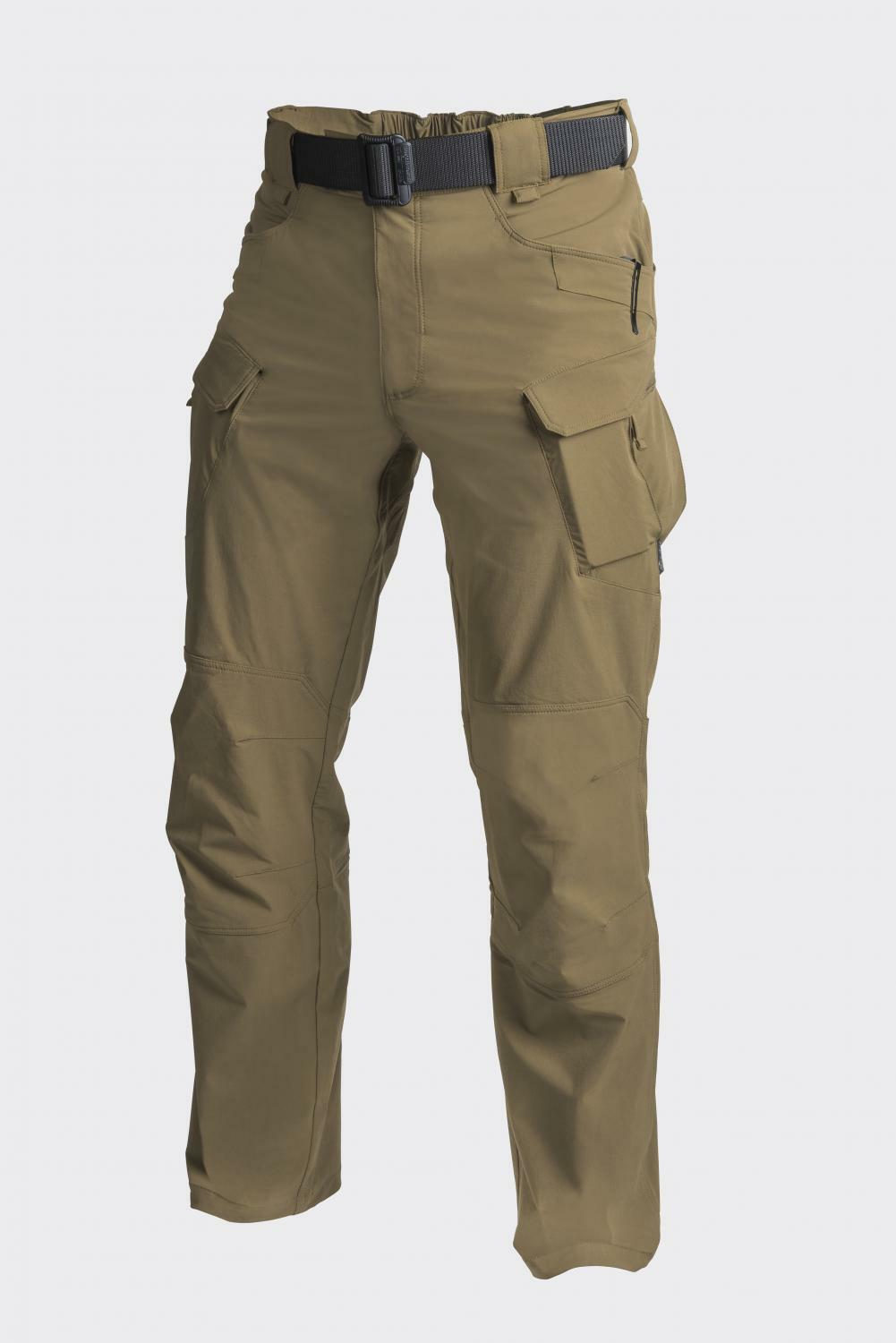 HELIKON TEX OTP OUTDOOR Trekking Freizeit PANTS Hose MUD MUD MUD braun Medium Regular  | Helle Farben