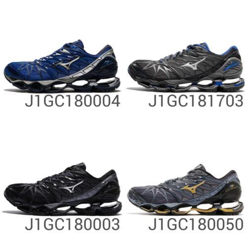 Mizuno Wave Prophecy 7 / Nova VII Mens Cushion Running Shoes Sneakers Pick 1
