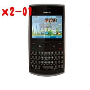 Details about Original Nokia X Series X2-01 (Unlocked) QWERTY keypad  Cellular Phone Free ship