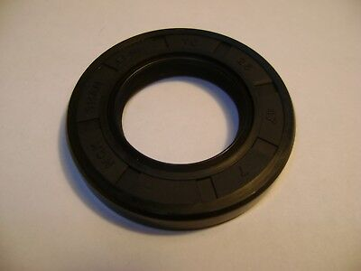 NEW TC 14X26X7 DOUBLE LIPS METRIC OIL DUST SEAL WITH GARTER SPRING