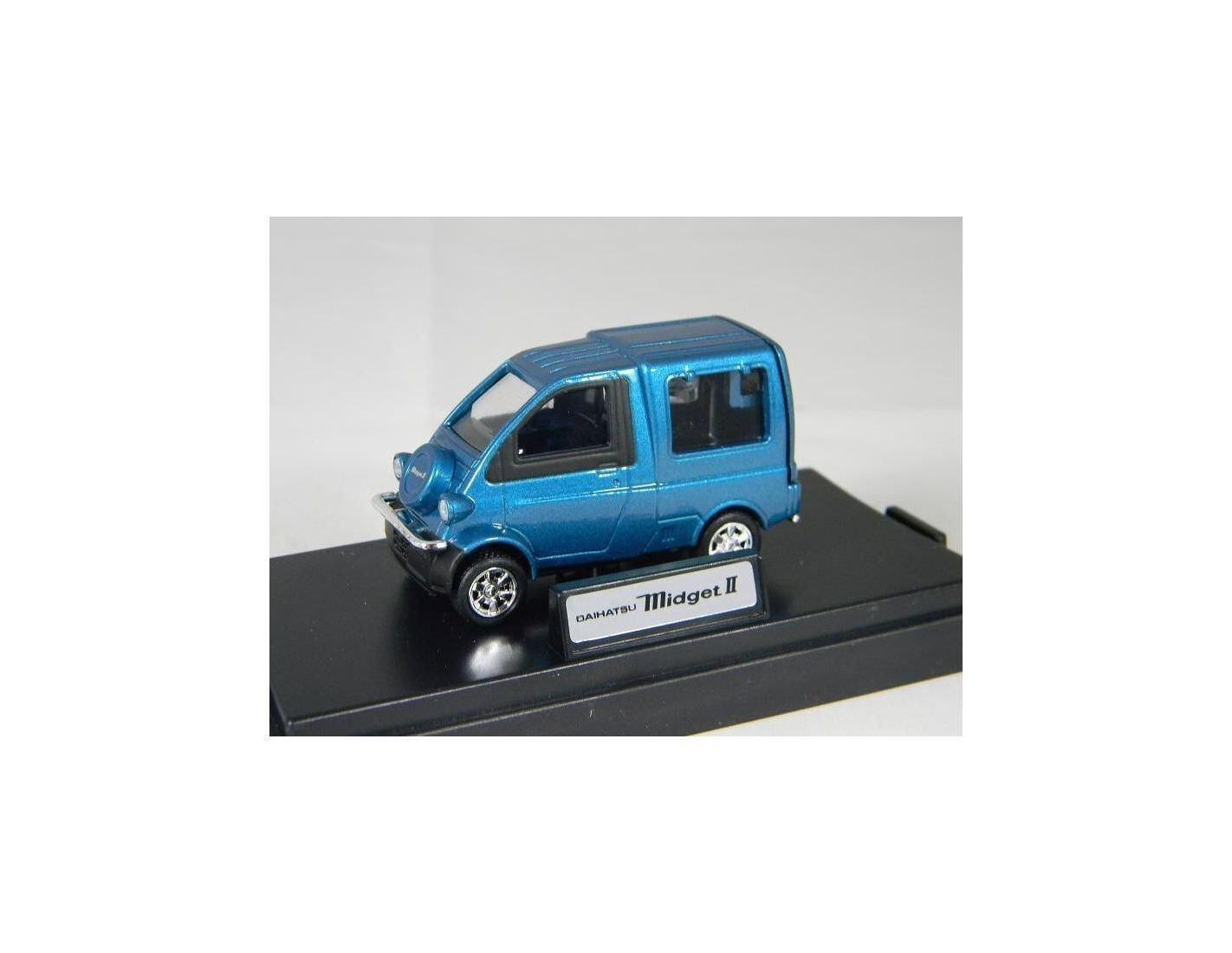 Epoch Co.ltd Co.ltd Co.ltd 870821 DAIHATSU MIDGET II LIGHT azul 1 43 Modellino ae8217