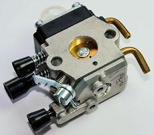Stihl fs85r carburetor Manual