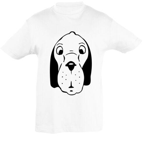 Kinder T-Shirt Jungen Mädchen Tiere Einhorn Eisbär Eule Katze Frosch Pferd Hund