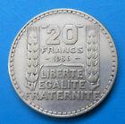 20 francs Turin argent 1936 (une vraie !!!) RARE