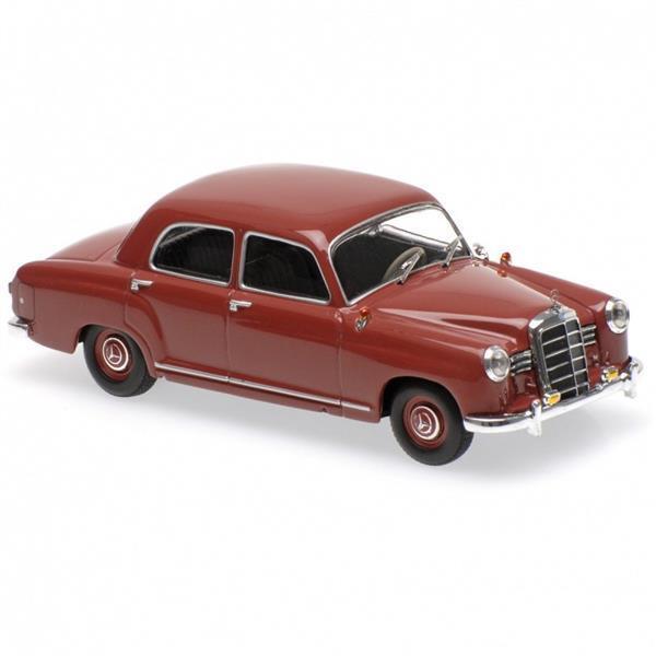 Minichamps Mercedes-Benz 180 (W120) 1955 (dark red) 1 43 940033101