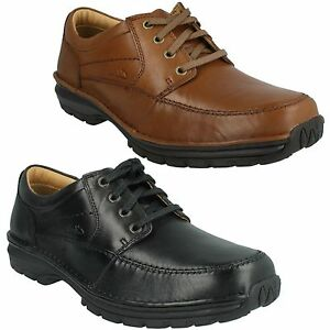 sale sidmouth mile mens clarks leather lightweight lace up