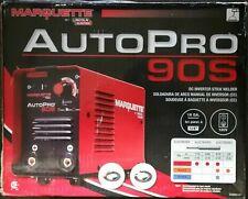 Lincoln Marquette K3290 1 Dc Inverter Stick Welder 90 Amp 120v Welds 14 Steel
