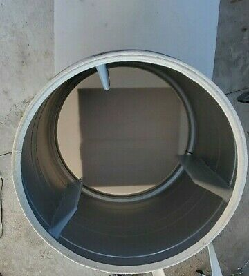 AJQ73274303 Genuine LG Dryer Drum Assembly 3045EL1002P Chrome or Stainless
