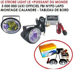 STROBE-LIGHT-FLASH-3-000-000-LUX-SPECIAL-MOTO-SCOOTER-HARLEY-BMW-BUELL-KTM-TMAX