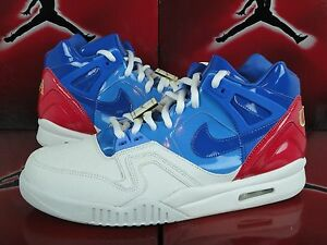 Nike Air Tech Challenge 2 II SP USA Open White Blue Red (621358-146)