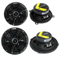 Kicker 5.25 200w (pair) + Kicker 6.5 240w 2-way Car Coaxial Speakers (pair) on sale