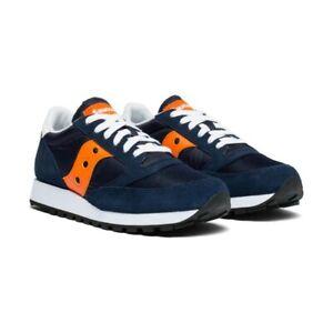 Jazz Original uomo colore Blu Navy  Saucony  sneakers basse  uomo  blu