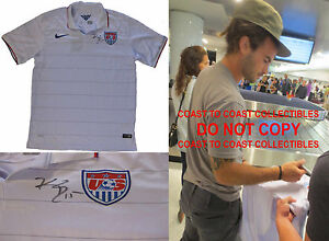 283a105ad Image is loading KYLE-BECKERMAN-WORLD-CUP-SIGNED-AUTOGRAPHED-USA-SOCCER-