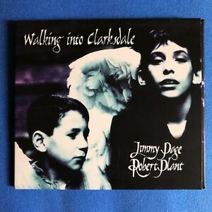 Jimmy-Page-Robert-Plant-WALKING-INTO-CLARKSDALE-digipack-orig-cd-Led-Zeppelin