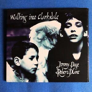 Jimmy-Page-Robert-Plant-WALKING-INTO-CLARKSDALE-digipack-orig-cd-Led-Zeppelin