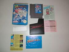Nintendo NES Spiel Mega Man 5 Schuber OVP Anleitung Europa Version Modul
