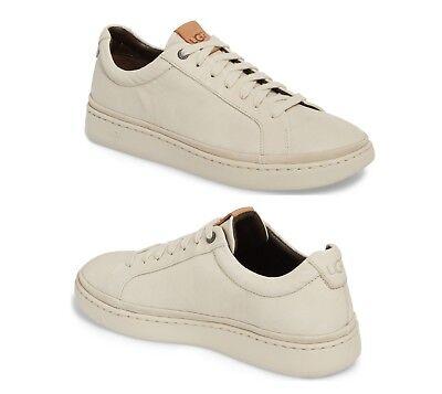 a10a0f2bb1c UGG Brand Shoes Fashion Men 1094654 Cali Sneaker Low Top White ...