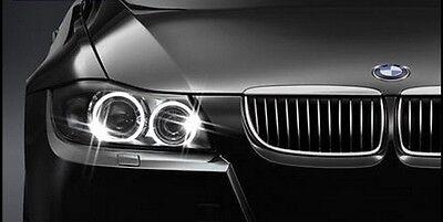 LED Angel Eyes Standlicht Ringe Scheinwerfer Marker für BMW 3er E90 E91 Weiß