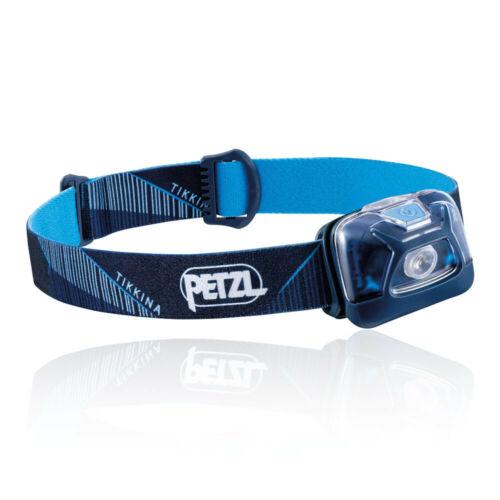 Petzl Unisexe Tikkina Lampe frontale-Bleu Marine Sports plein air léger